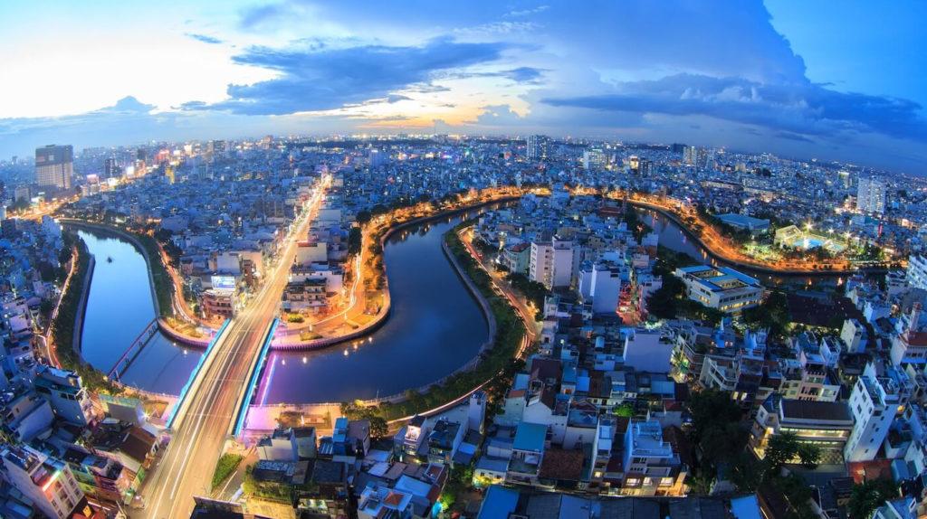 Хошимин (Вьетнам)