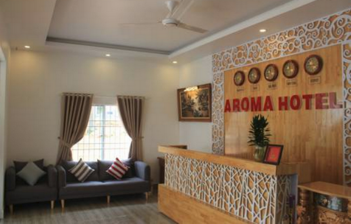 Aroma Hotel and Spa