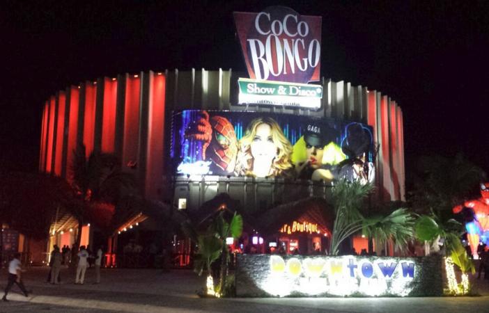Coco Bongo Punta Cana Пунта-Кана