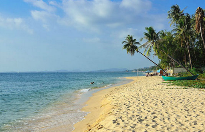 Ganh Dau Beach