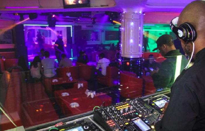 Ночной клуб Harold's