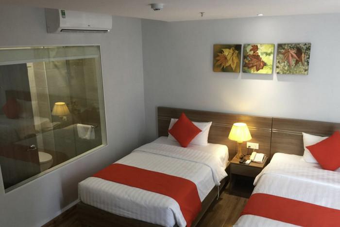 Номер в отеле Maple Hotel & Apartment