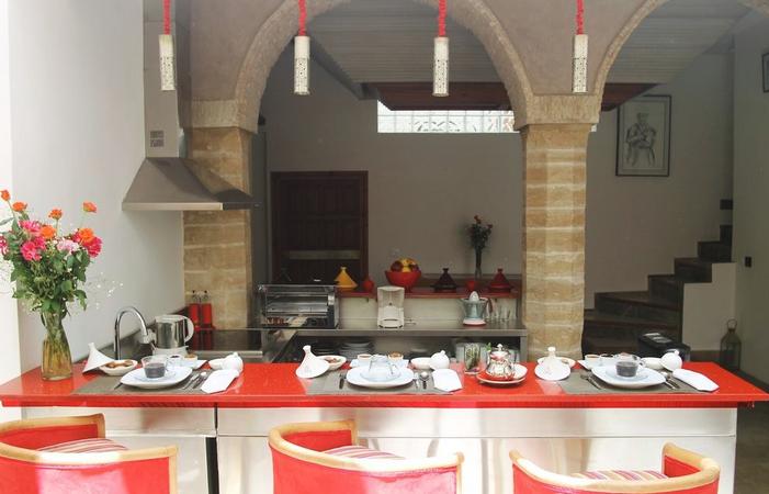 Restaurant du Riad Kalaa