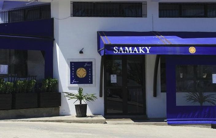 Samaky