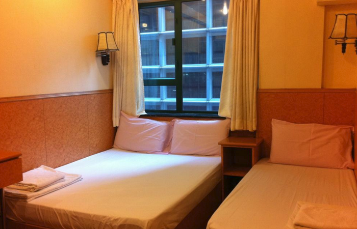 Travellers Hostel
