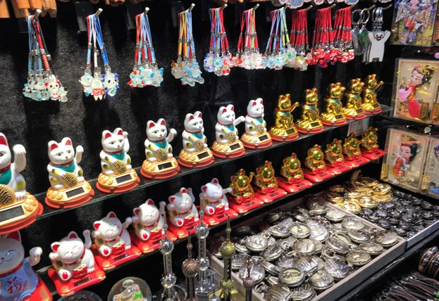 Шанхайские сувениры
