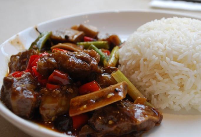 Hongshao rou - красная свинина