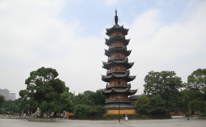 Shanghai Longhua Tower