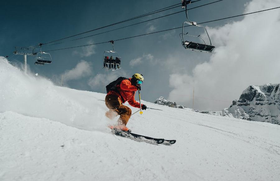 Лыжные трассы