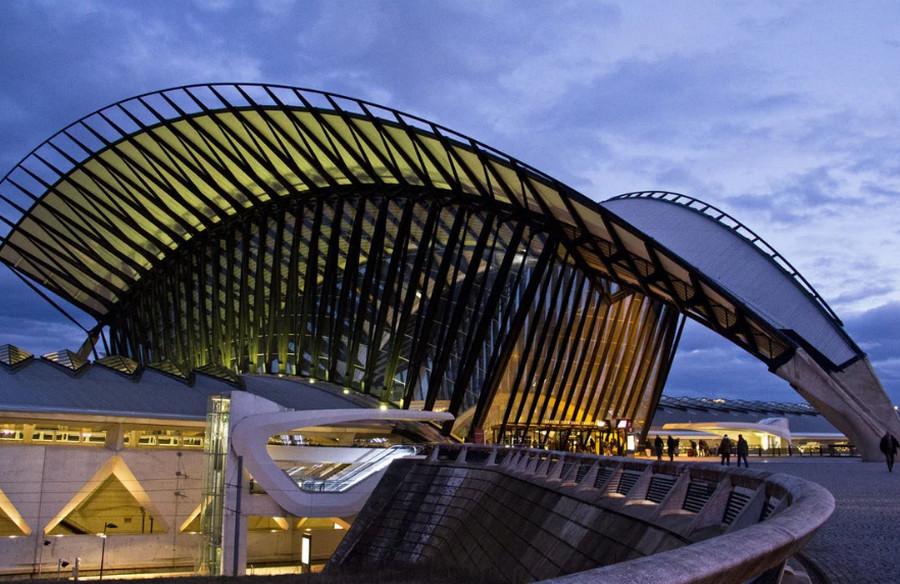 Международный аэропорт Лион-Сент-Экзюпери