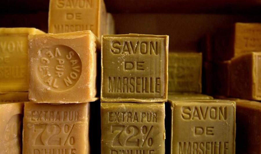 Настоящее марсельское мыло
