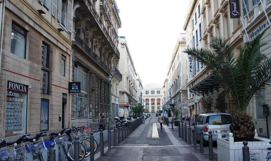 Прокат велосипедов в Марселе