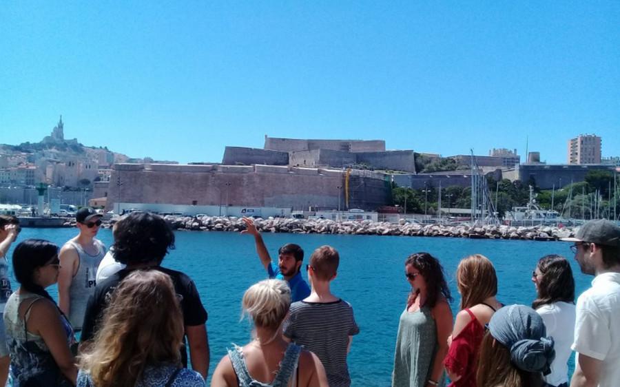 Экскурсии в Марселе