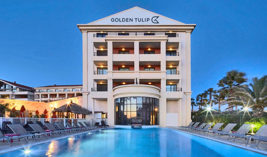 Golden Tulip Villa Massalia