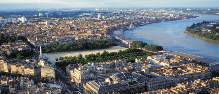 Курортный город Бордо