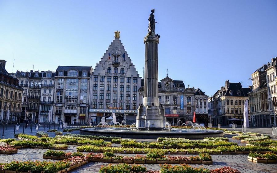 Площадь генерала де Голля
