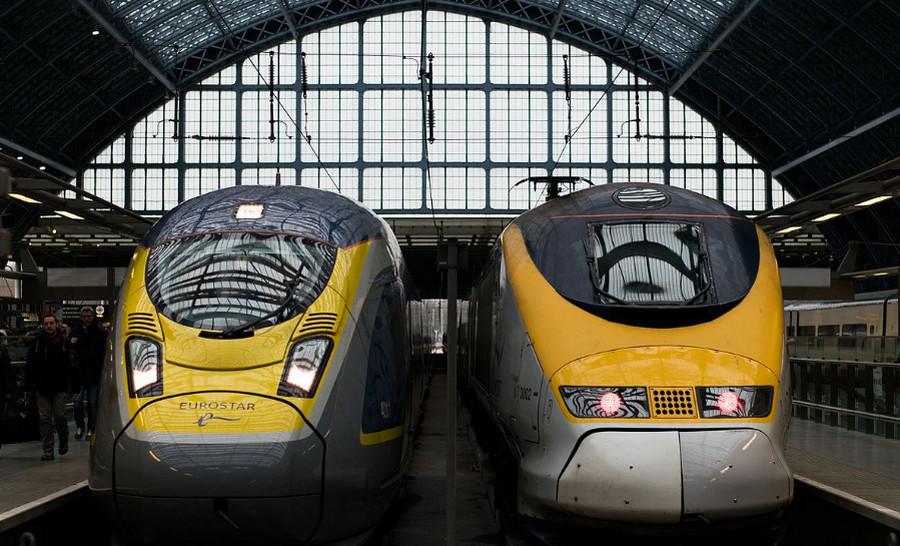 Поезд «Евростар»