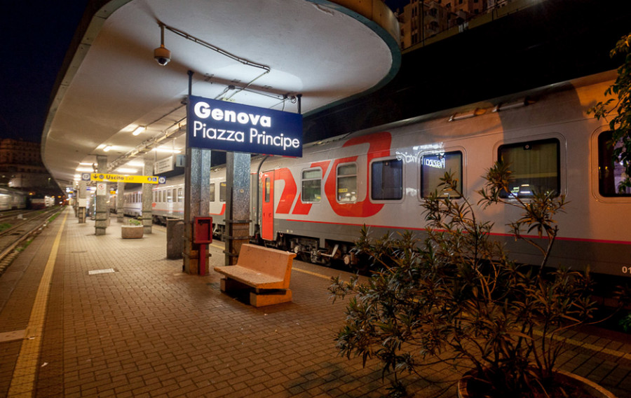 Поезд Москва – Ницца