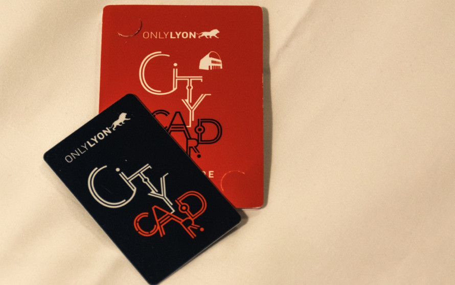 Lyon City Card