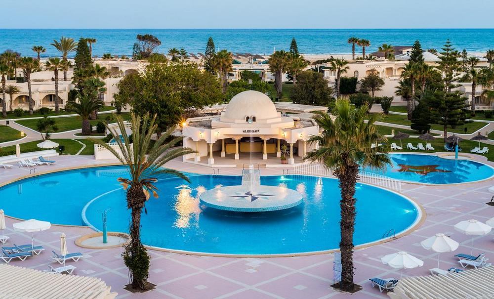 Отель Le Royal Hammamet