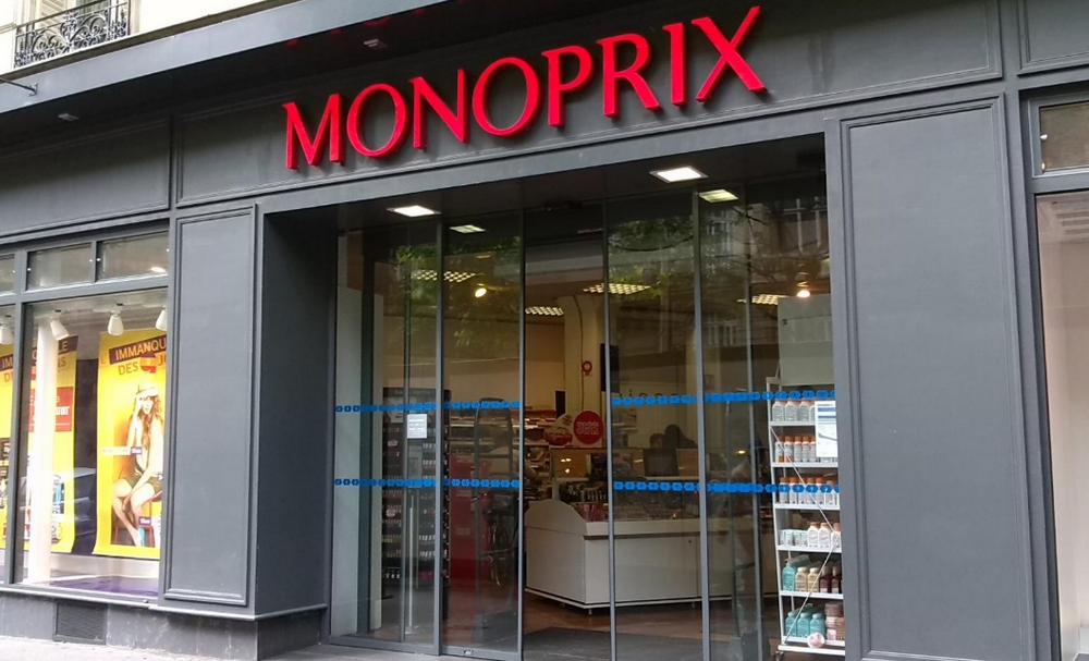Супермаркет Monoprix