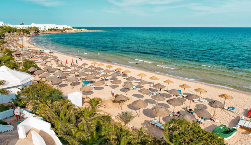 Хаммамет,Тунис